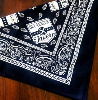 Printed Custom Bandana