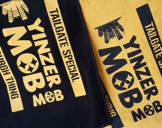 Yinzer Mob Rally Towels