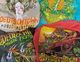 Deutschtown Music Festival Tees