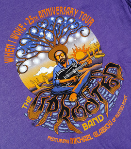 Uprooted Concert Tee