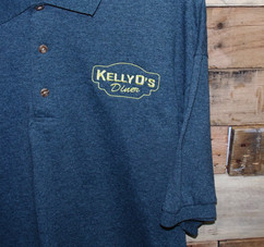 Kelly O's Diner Polo