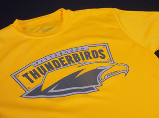 Thunderbirds Performance Tee