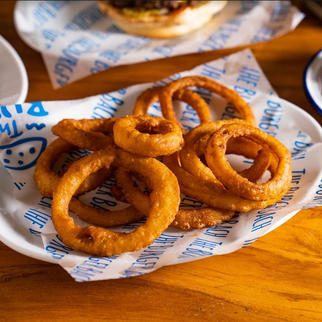 Crispy Onion Rings - $8