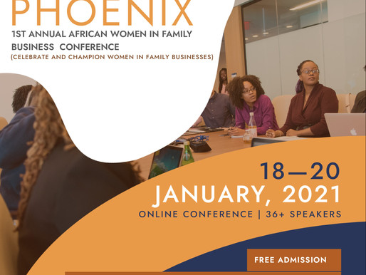 African Women in Family Business Conference 2021