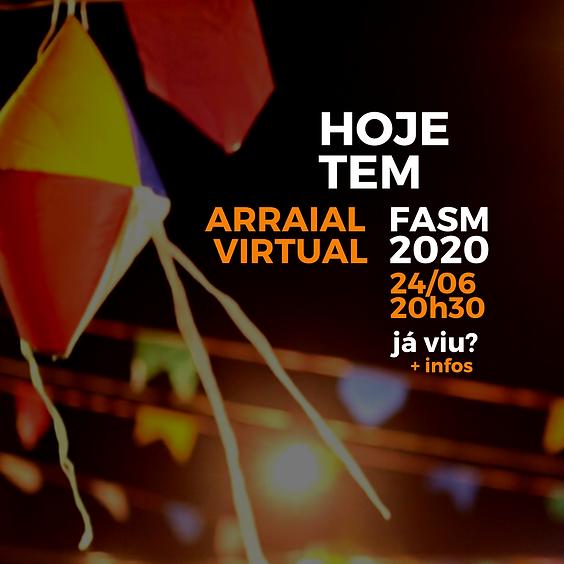 Arraial Virtual FASM 2020