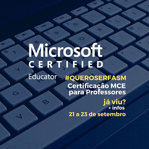 Microsoft Certified Educator