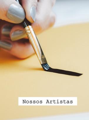 Nossos Artistas