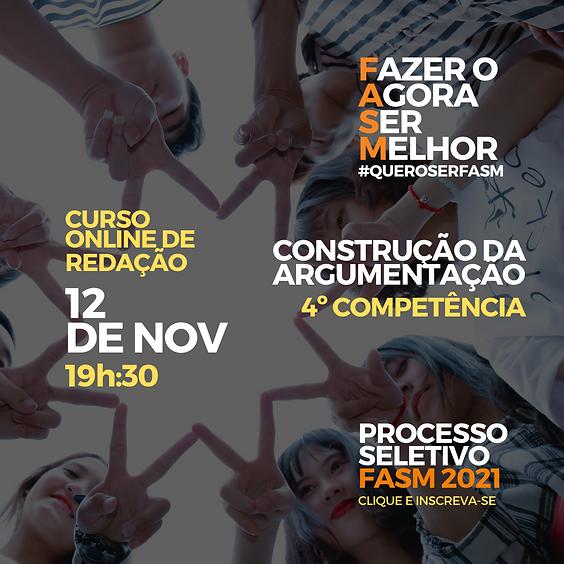 Construção da argumentação - Prof. Ma. Ana Paula Gravina.