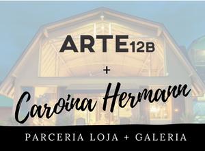 Parceria em Gramado: Arte12b + Carolina Hermann