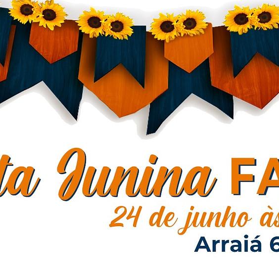 FESTA JUNINA 2021 - ARRAIÁ 60 ANOS