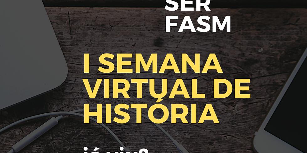 I Semana Virtual de História