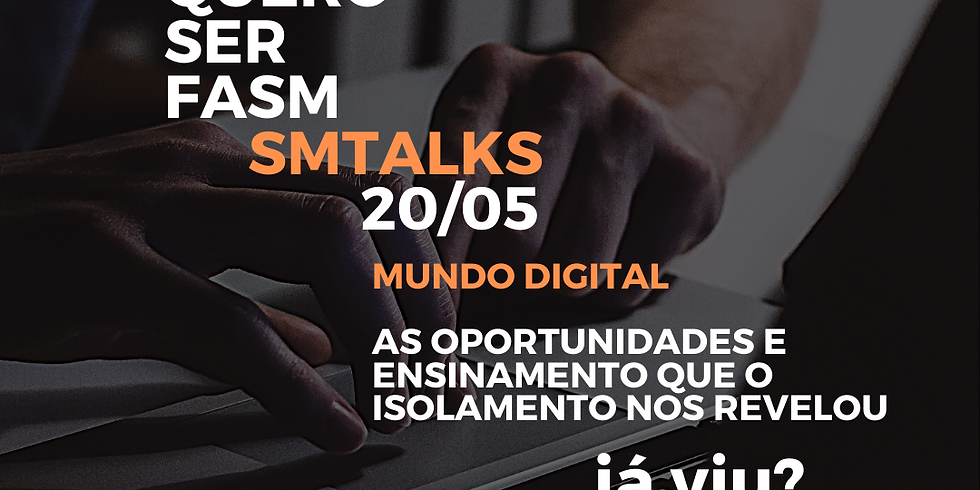 SM TALKS - Mundo Digital