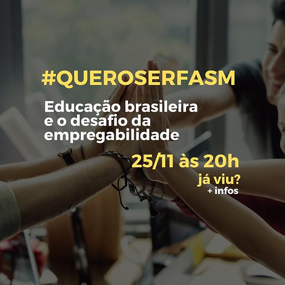 Educação brasileira e o desafio da empregabilidade