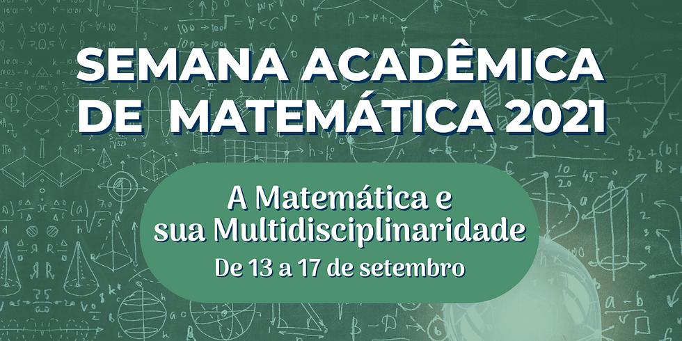 Semana Acadêmica de Matemática FASM 2021