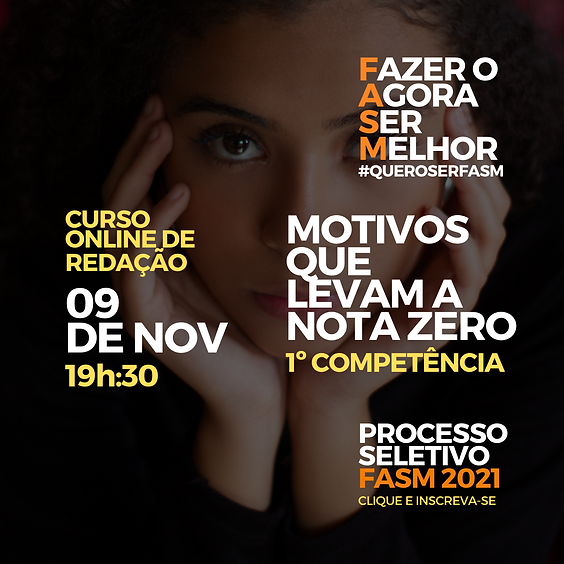 Motivos que levam a nota zero - Prof. Dr. Lucas Esperança da Costa