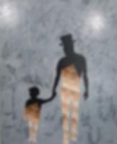artista plástico jonas paim pai e filho