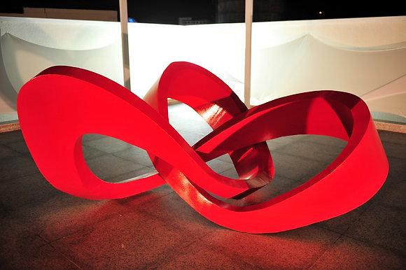 Escultura Elisa Zattera Lojas Renner Arte12b Gramado Arte