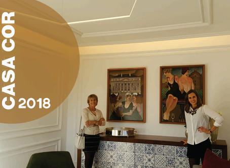 Casa Cor 2018 - Entre a arte e a arquitetura