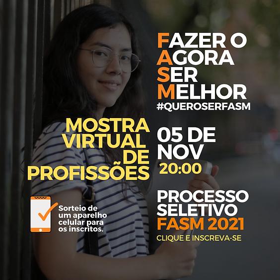 Mostra Virtual de Profissões
