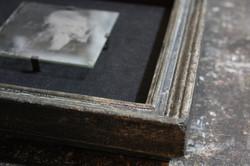 本銀箔ウォーターギルディング/強い古色