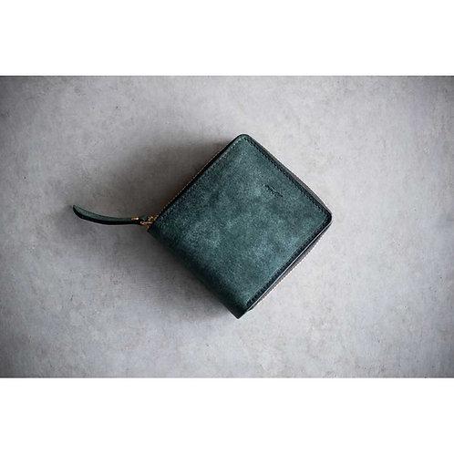 Pueblo Half Zip Wallet