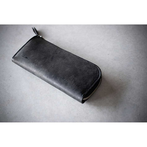 Pueblo L Round zip wallet