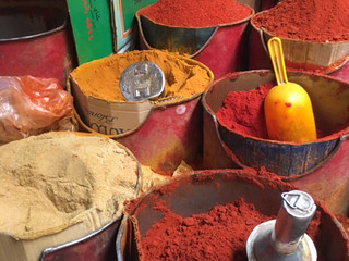 Shopping for Spices