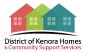 District of Kenora Homes logo.png