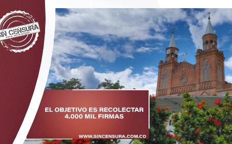 Consulta popular en defensa del hospital de Arbeláez