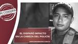 Mortal balazo recibió Policía en Guataquí - Cundinamarca