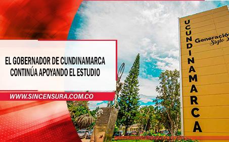 Semestre gratis en la U Cundinamarca