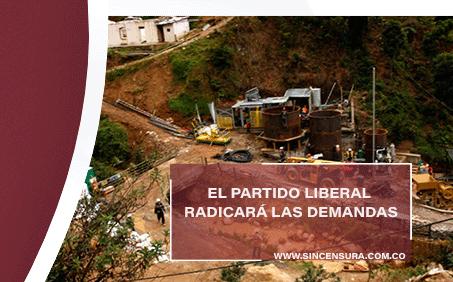 Demandas en contra de la exploración minera en Santurbán.