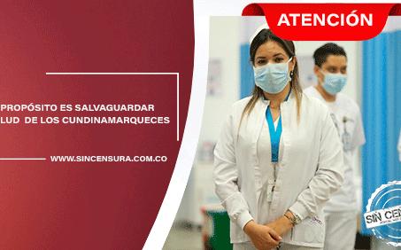 En la provincia de Sumapaz se realizaron 2.835 pruebas diagnósticas para Covid-19