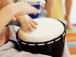 WORLD MUSIC EDUCATION  & NADA YOGA CLASSES AT SAMSPRA