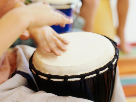 音樂治療與高風險