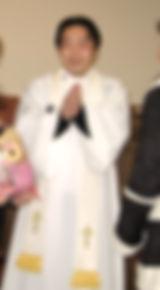 八尾東教会|第3代有澤慎一牧師