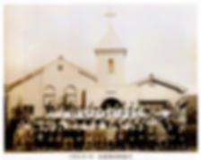 八尾東教会|献堂式