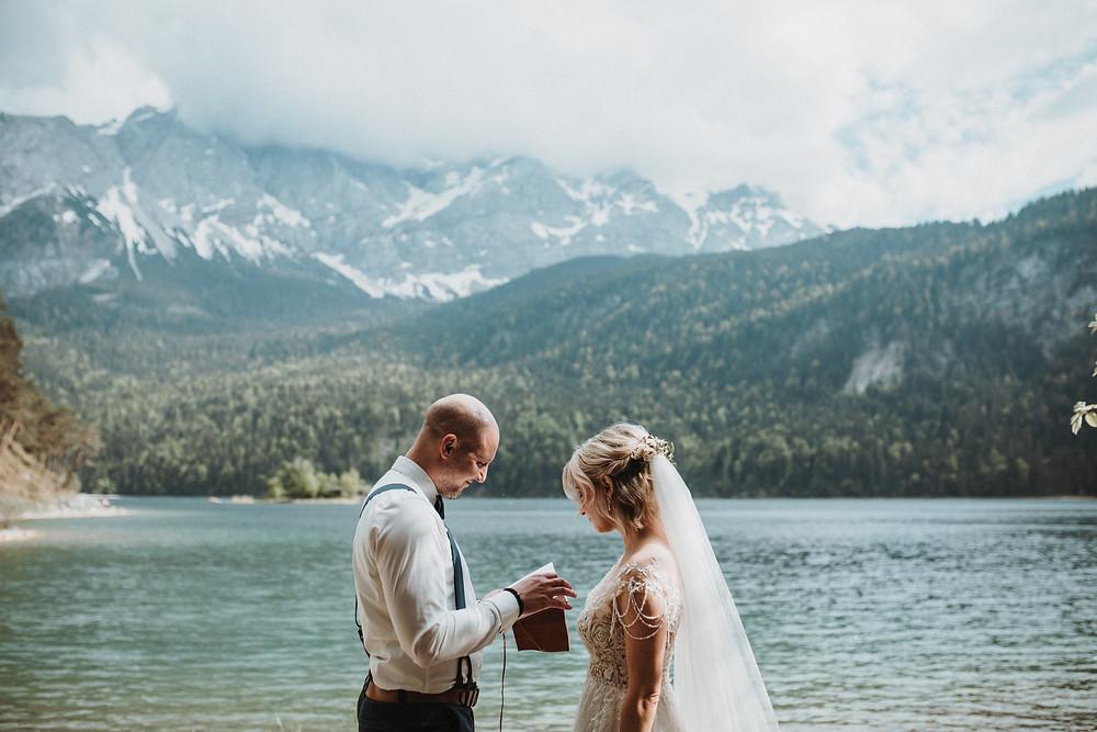 Heiraten Eibsee