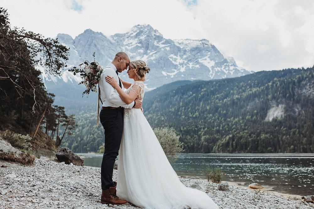 Hochzeitsfilm Eibsee