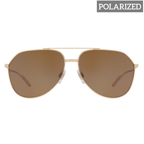 Dolce & Gabbana DG 2166 02/83 Size:61 Polarized