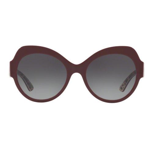 Dolce & Gabbana DG 4320 3156/8G Size:56