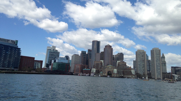 Three Cities, Three Words. . . Boston: Boston Harbor Hotel