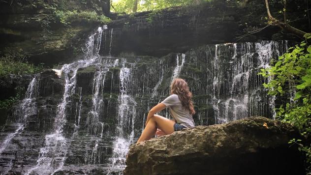 Waterfall Wednesday: Machine Falls, Tullahoma, TN
