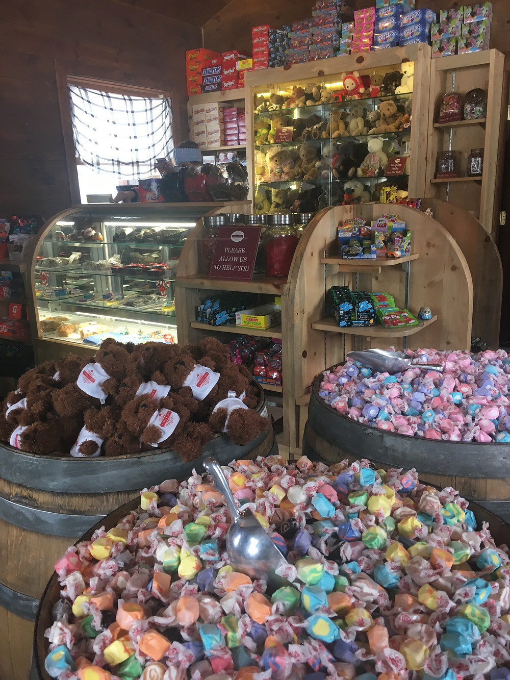 The Candy Cabin