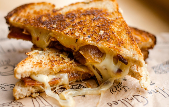 Grilled Cheeserie