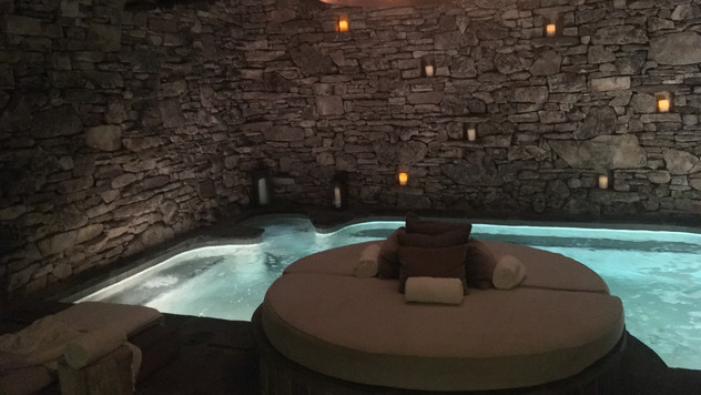 Winter Getaway: Cedar Creek Spa