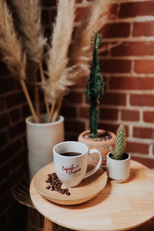 Cafecito & Chisme Mug