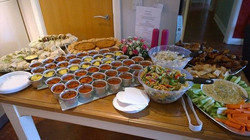 Flora's Kitchen catering 2