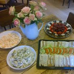 Flora's Kitchen catering 1
