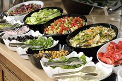 Flora's Kitchen buffet